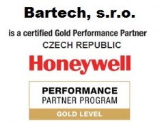 Bartech – Gold partner Honeywell