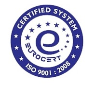 Potvrzení certifikátu ČSN EN ISO 9001:2009