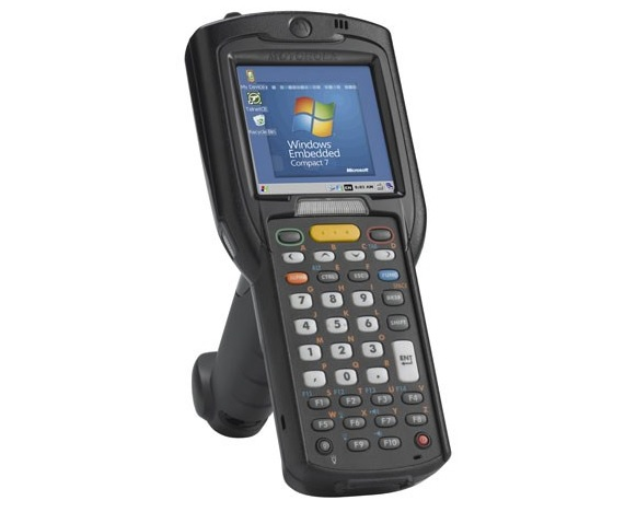 Nový terminál PDA