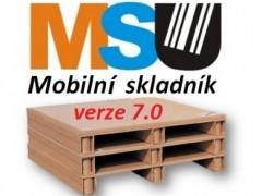 Mobilní skladník verze 7.0
